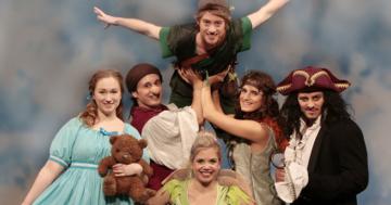 Peter Pan das Musical live erleben