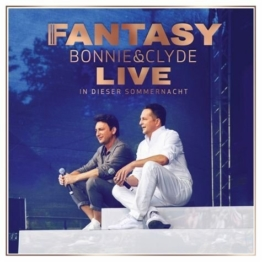 Audio CD »Fantasy: Bonnie & Clyde Live-In Dieser...«